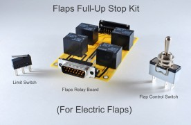 Flaps Full-Up Auto Stop Kit