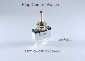 Flap Control Switch