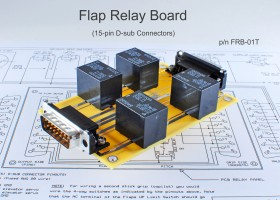 Flap Relay Board